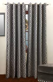 Kitchen Window Curtain Panels Voile Window Panel From Rodeo Home Decorating With Gray