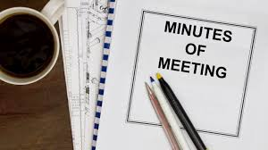 Meeting Minutes | Willow Creek Community Services District