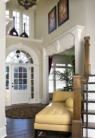 Small Entryway Apartment Excellent Small Apartment Entryway Idea With Arched