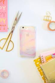 diy clear phone case from scratch
