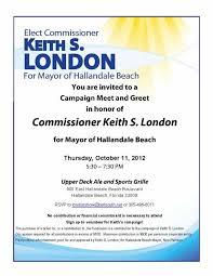 Political Fundraising Invitations Fundraising Invitation Samples Picture Fundraiser