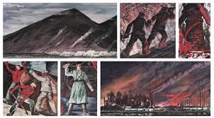 Галерея Леонида Шишкина Русское и советское искусство Сандырев  Дипломная работа