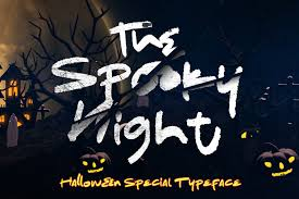 Not every horror movie font needs jagged edges and slashing strokes to create a 25+ best free calligraphy fonts (free downloads). The Spooky Night Font By Aen Creative Studio Creative Fabrica