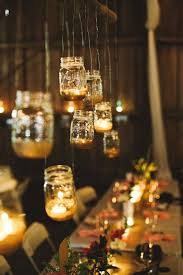 Lighting ideas for weddings Tulle 20 Reception Lighting Ideas Mason Jars Chic Vintage Brides 20 Of The Most Beautiful Reception Lighting Ideas Chic Vintage Brides