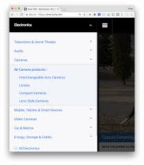 Website Filter Design Examples Designing The Perfect Accordion Smashing Magazine