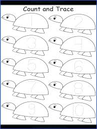 Preschool Counting Worksheets 1 20 Kindergarten Printable Worksheets ...