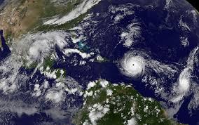 Resultado de imagem para imagens do furacão Irma