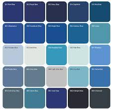 Pantone Color Blue Chart 52 Studious As2700 Colour Chart