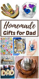 homemade gifts for dad from kids great for father s day or his