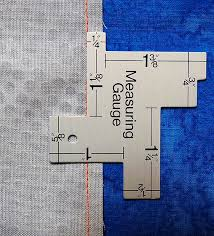 The Measuring Gauge From Dritz Quilting | Quilts By Jen &  Adamdwight.com