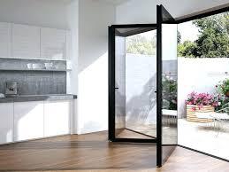 folding glass doors exterior bi fold glass doors exterior wen folding patio door system interior exterior