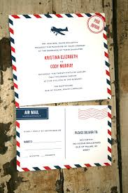 vintage air mail wedding invitation by jackandjillwedding on etsy When To Mail Destination Wedding Invitations vintage air mail wedding invitation by jackandjillwedding on etsy loving the perforated functional reply card when to mail out destination wedding invitations
