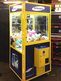 Stuffed Animal Vending Machine Magnificent Claw Crane Claw Machine Stuffed Animals