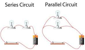 electricity 101 types of circuits series and parallel circuits Christmas Lights In Series Wiring types of circuits series & parallel circuits christmas light series wiring diagram