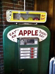 Apple Vending Machine Gorgeous The Amazing Apple Vending Machine Of Hyde Park New York