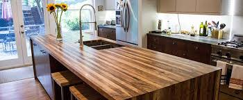 top reasons wood countertops are a bad