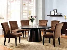 round dining room table for 8 large round dining table seats 8 for living room table