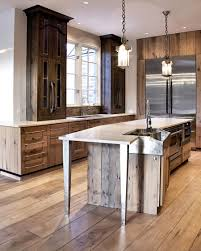 Rustic Modern Kitchen Rustic Modern Decor For Country Spirited Sophisticates