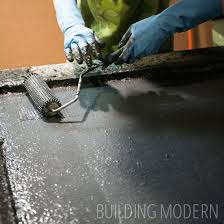 diy glass fiber concrete countertop