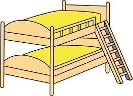 bunk beds clipart. Interesting Bunk BIG IMAGE PNG On Bunk Beds Clipart D