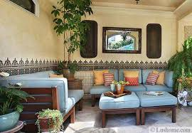 eclectic outdoor furniture. Wonderful Eclectic Moroccan Outdoor Furniture For Eclectic