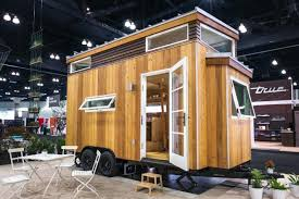 tiny backyard home office. Its A Tiny House On Wheels Designed To Be Used As Backyard Guest Cottage Office Space Art Studio Or Combination Of All Design Home