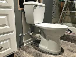 how to install an upflush toilet toilets installation manual inspirational sy toilet installation bathroom how to how to install an upflush