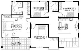 Modern House Design   Pinoy ePlans   Modern House Designs    SECOND FLOOR