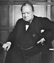 sir winston churchill prime minister of united kingdom sir winston churchill