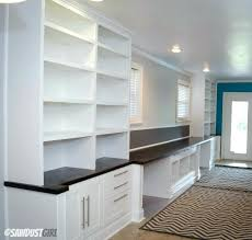 built in office desk and cabinets built in desk plans captivating with 6 built in office desk cabinets