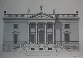 classic architectural buildings. Contemporary Buildings In 1715 The Scottish Architect Colen Campbell Published First Volume Of  His Influential Book Vitruvius Britannicus The Book And Two Other Volumes That  Intended Classic Architectural Buildings E