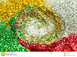 red and silver background.  Silver Download Green Red Gold And Silver Background From Tinsels With Bokeh  Stock Image On Red G