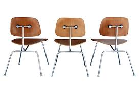 herman miller wood chair. source · set of eames dcm bent wood chairs for herman miller modernism chair