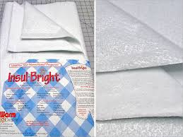 Keep Hot Hot and Cold Cold with Thermal Fabrics | Sew4Home & Thermal Batting Adamdwight.com