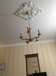 hotel torino old style chandelier