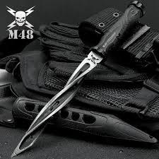 Amazon.com : <b>M48</b> Cyclone Fixed Blade <b>Knife</b> : Sports & Outdoors ...