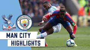 Crystal Palace 1-3 Manchester City | 2 Minute Highlights - YouTube