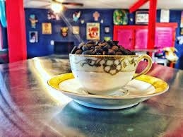 For mike sutter's top 100 dining & drinks guide story. Folklores Coffee Shop On Twitter Our Birthstone Is A Coffee Bean Southsidecoffee Sacoffee