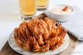 easy air fryer blooming onion recipe