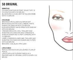 Mac Face Chart So Original Mac Face Charts Your Unqiue