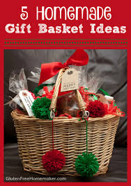 this why not save yourself some money and create homemade gift baskets that you