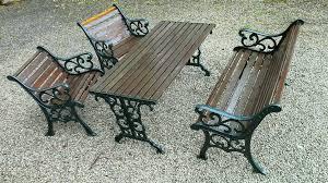 cast iron outdoor furniture inspirational design cast iron garden furniture antique vintage cast iron garden furniture
