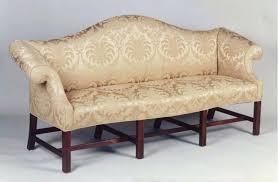 Camelback Sofas For Sale Sofa Camel Back Chippendale  L77