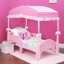 Children's Girls Canopy for Toddler Bed
