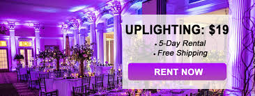 Uplighting Color Chart Rent Uplighting 1 Rated Free Shipping