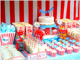 Homemade Circus Decorations Circus Party Ideas