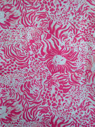 Lilly Pulitzer Fabric Lilly Pulitzer Fabric In Get Spotted Spring 2015 Lions