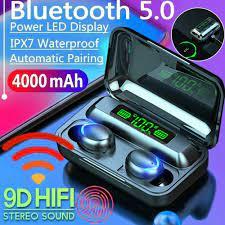 Newest Sıcak CVC8.0 Gürültü Azaltma TWS Kulaklık 8D HIFI Stereo bluetooth  5.0 Kulaklıklar uygun fiyatlı satın alın - fiyat, ücretsiz teslimat,  fotoğraflarla gerçek yorumlar - Joom