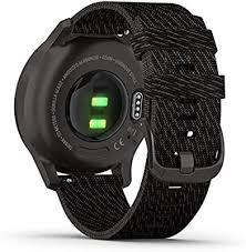 <b>Garmin Vivomove Style</b> Hybrid Smartwatch with Real Watch Hands ...