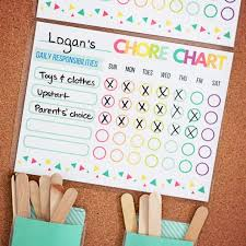 How To Make A Chore Chart A Simple Chore System For Kids That Really Works Free